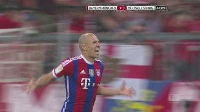News video: Lucky 2-1 opening day win for Bayern