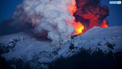 News video: Quakes Surge Around Iceland Volcano; No Eruption